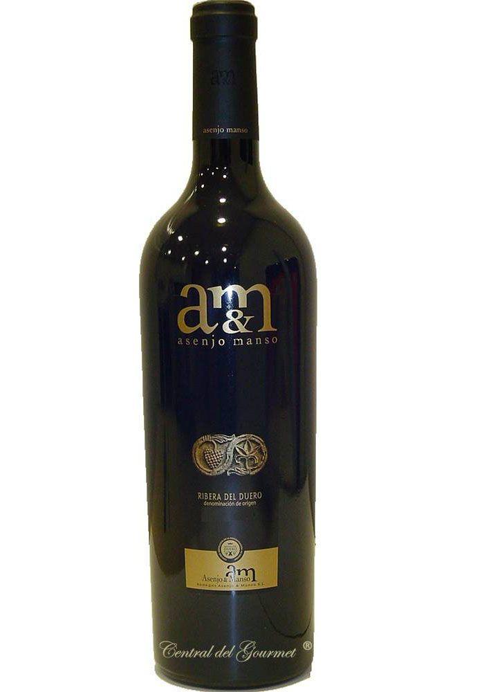 A&M Asenjo & Manso Reserva 2009 , D.O. Ribera del Duero botella 75cl