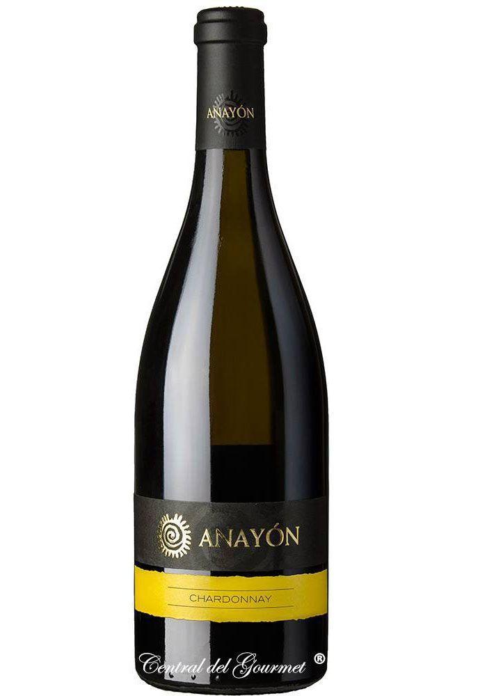 Anayón Chardonnay 2016 vino de autor