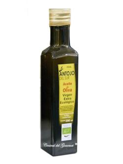 Aceite de Oliva ecologico Hojiblanca sin filtrar