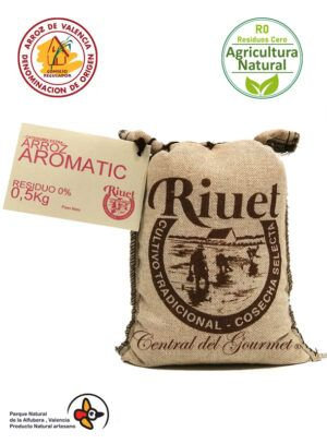 Arroz Aromatico Residuo Cero R0 Riuet