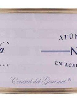 Tronco de Atún claro La Brújula Gourmet Aceite de Oliva