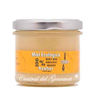 Miel Ecológica Cruda Gourmet Azahar Verdemiel 180