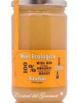 Organic Honey Raw Gourmet Orange Blossom Verdemiel