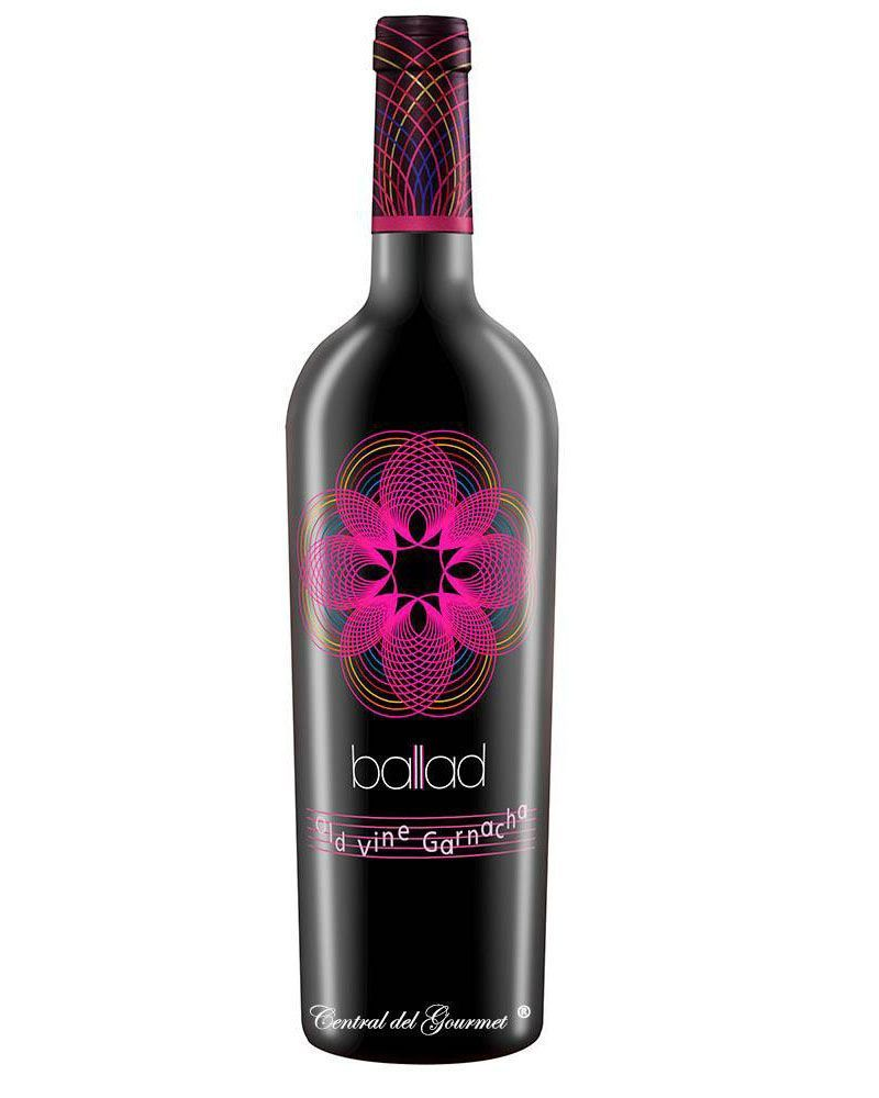 Vino Gourmet Ballad old vine Garnacha 2014