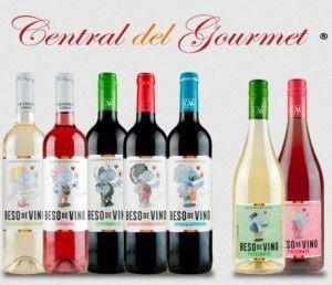 beso de vino coleccion