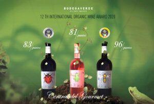 Bodega Verde Vinos ecológicos gourmet