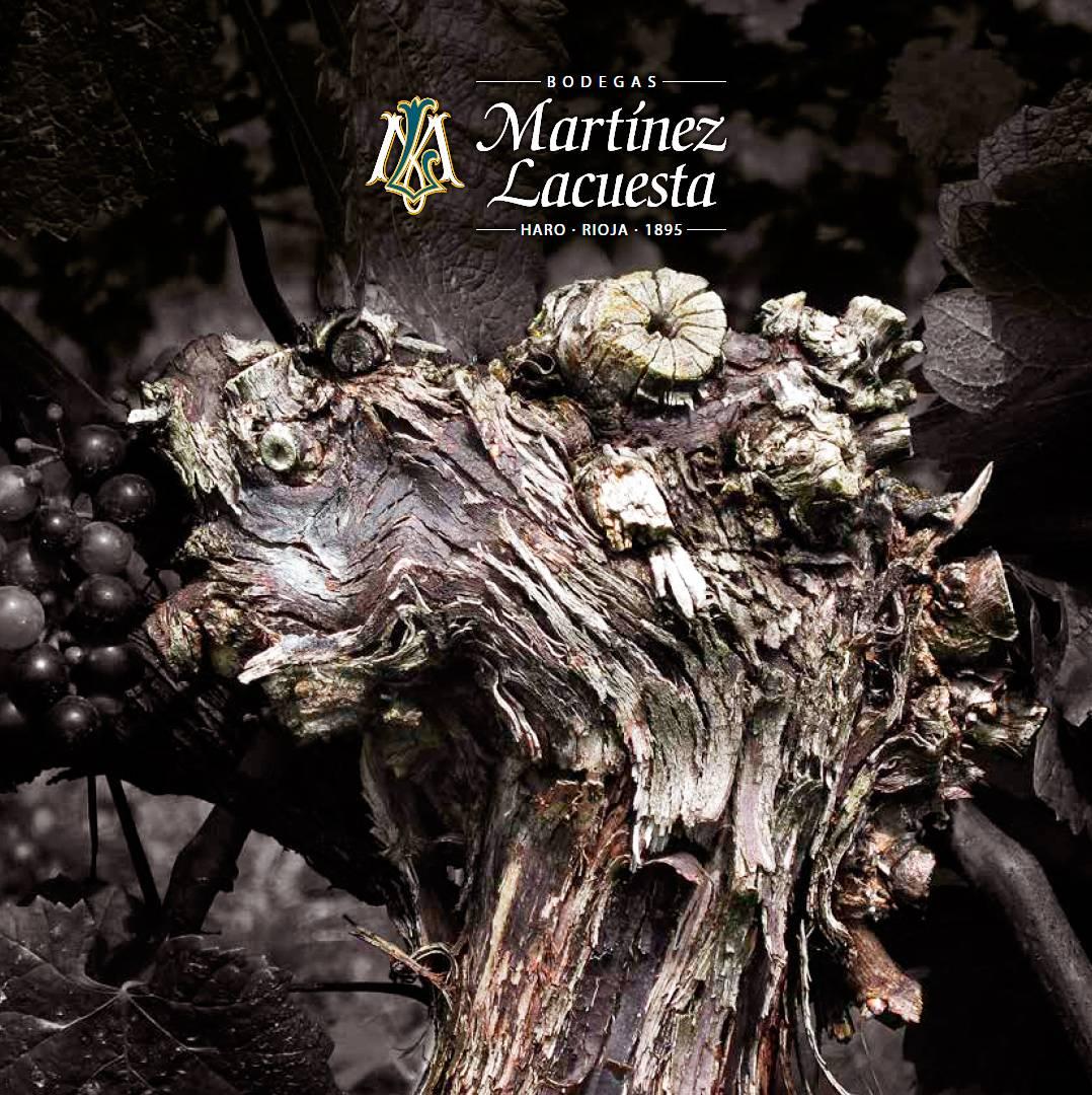 Bodegas Martinez Lacuesta Haro viñas