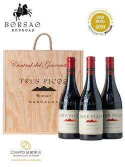 Borsao Tres Picos 2018 Caja-3