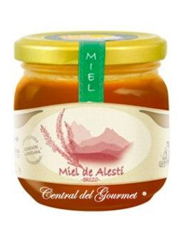 Miel de Brezo pura artesana gourmet 250
