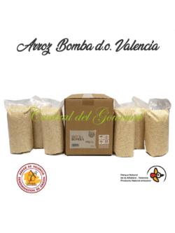 Arroz Bomba artesano gourmet