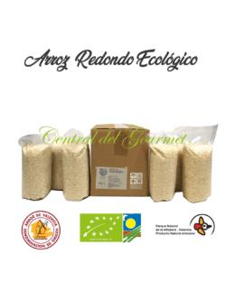Arroz redondo ecologico D.O Valencia Riuet