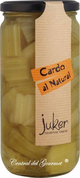 Cardo extra al Natural, Juker tarro 720gr