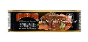 Carrillera de Ternera Gourmet salsa Hongos Lino Moreno