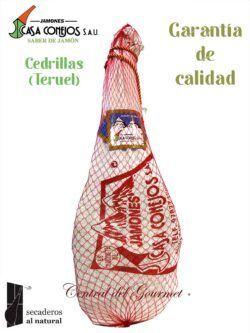 Jamón gourmet Casa Conejos Teruel