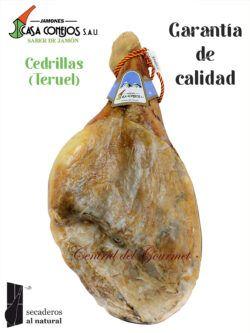 Jamón de Hembra Casa Conejos Teruel