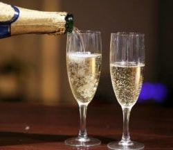 Cava and Champagne