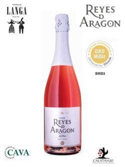 Cava Reyes de Aragon Brut Rose