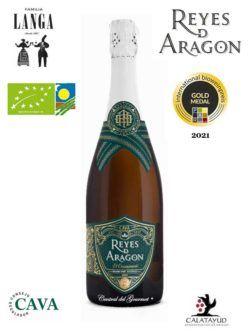 Cava Ecologico Reyes de Aragon