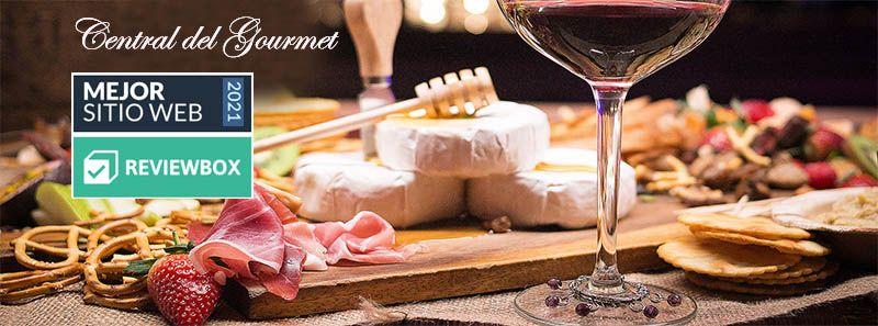 Central del Gourmet - mejor sitio web 2021