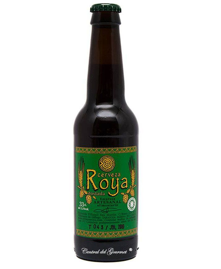 Cerveza artesana Roya Tostada Brow Ale