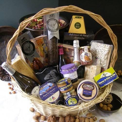 cestas de navidad cestas de navidad con productos gourmet