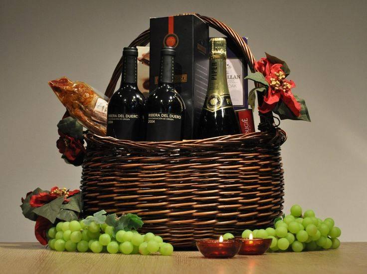 cestas productos gourmet
