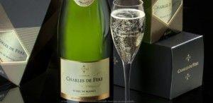 Reserva Brut Blanc de Blancs, francés Charles de Fere, botella 75cl bodega