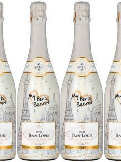 Charles de Fere Cuvée Jean Louis Ice caja