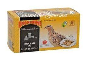 Codorniz Escabechada Gourmet Lino Moreno