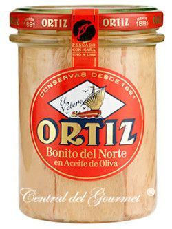 Ortiz Lomos de Bonito del Norte Gourmet 220