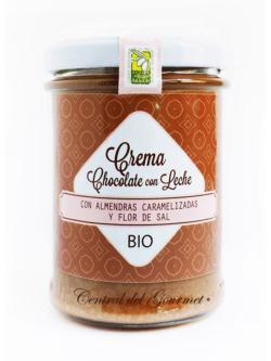 Crema Chocolate con leche ecologico Isabel