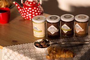 cremas de chocolates gourmet ecologicas
