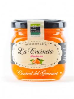 Mermelada casera de mandarina gourmet La Encineta