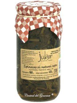 Espinacas extra al Natural Juker