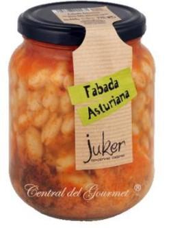 Fabada Asturiana artesana Juker, tarro 720gr