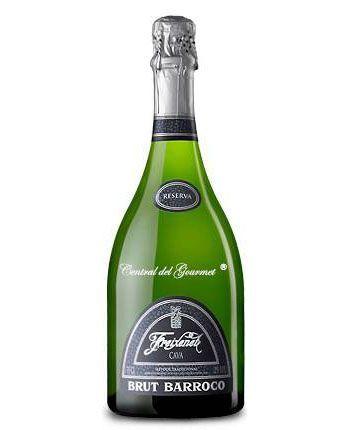 Freixenet Brut Barroco cava D.O. , botella 75cl