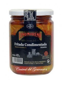 Fritada casera condimentada gourmet Lino Moreno