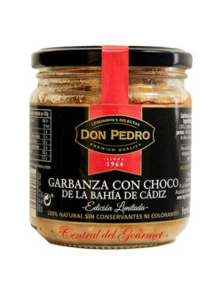 Garbanza con Choco Gourmet Don Pedro