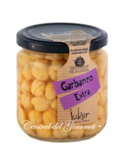 Garbanzos Gourmet al Natural Juker 345 gr