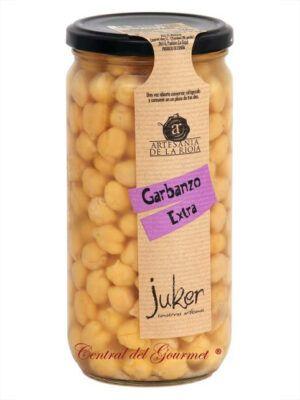 Garbanzos Gourmet al Natural Juker