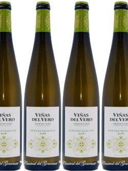 Gewurztraminer 2017 Viñas del Vero caja