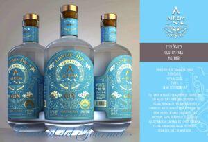 Gin Ultra Premium Organic Airem