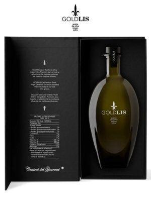 GOLDLIS Aceite de Oliva Virgen Extra Premium