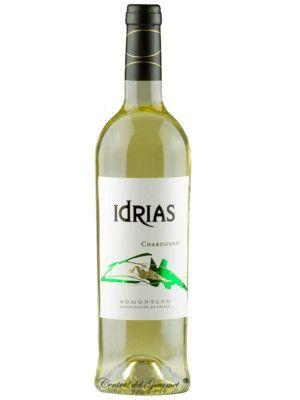 Vino ecológico Idrias Chardonnay 2018