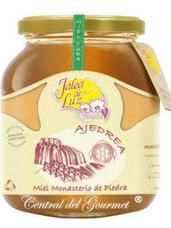 Miel Jalea de Luz pura de Ajedrea artesanal , tarro 950gr