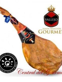 Jamón Gourmet Trevélez Vallejo
