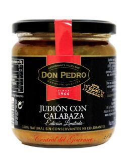 Judion con Calabaza Gourmet Don Pedro 325gr