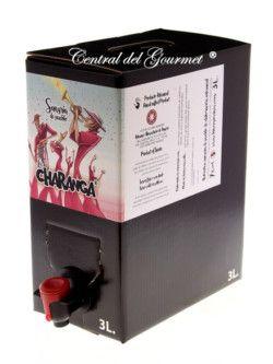 Sangria de vino casera de grifo La Charanga