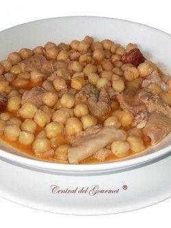 Legumbres cocinadas Gourmet