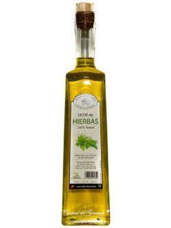 Licor de hierbas natural Sabores del Guijo , 500 ml
